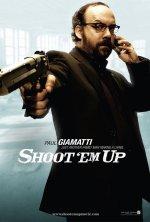 Shoot 'em up poster: Paul Giamatti