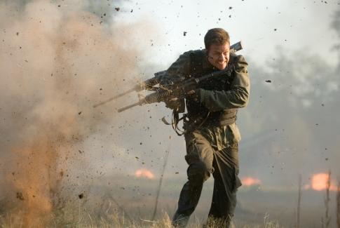 Orvlövész - Mark Wahlberg és sok dolog felrobban