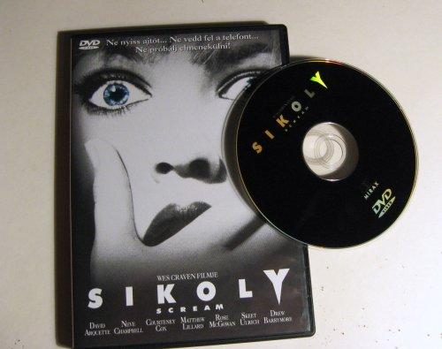 Sikoly olcsó dvd