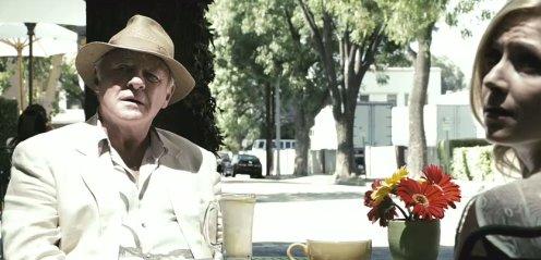 Slipstream trailer: Anthony Hopkins kalapban