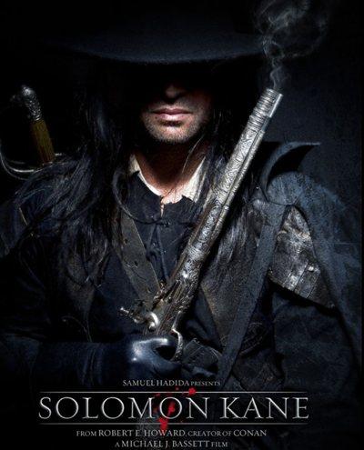 Solomon Kane teaser poster
