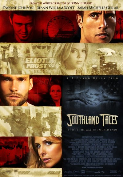 Southland Tales poszter