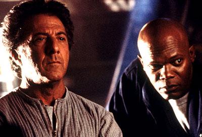 A gömb - Sphere - Dustin Hoffman és Samuel L. Jackson sasol
