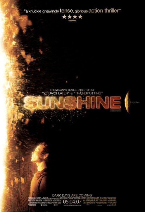Sunshine poster - ez már ütősebb
