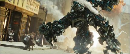 Transformers zúzás