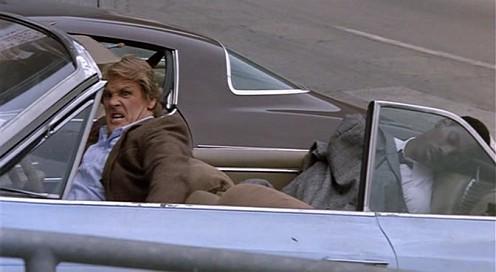 48 óra - Nick Nolte és Eddie Murphy a kocsiban