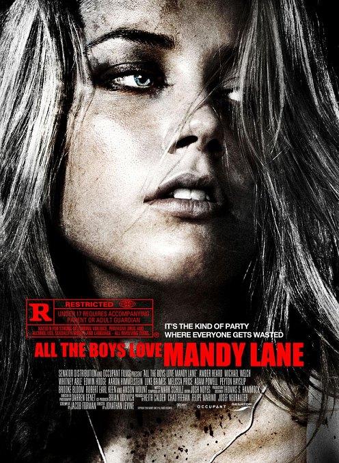 All The Boys Love Mandy Lane US poszter