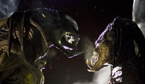 Aliens versus Predator: a két lény