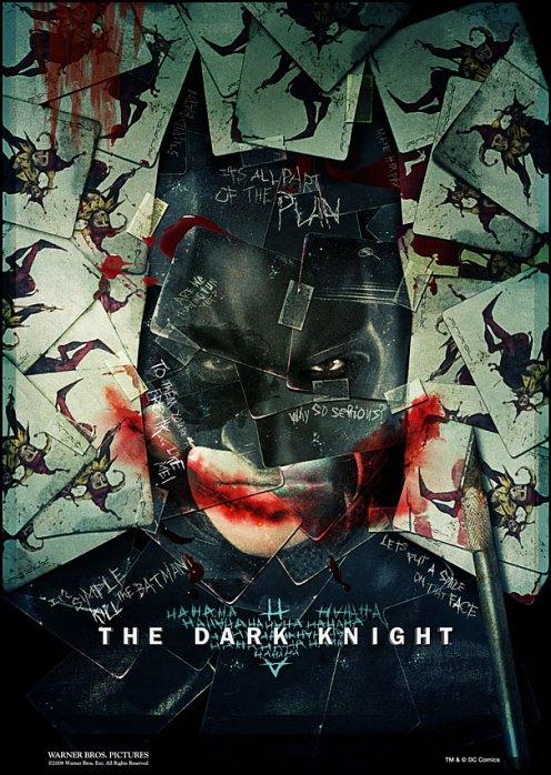 Best Dark Knight poster EVAR?