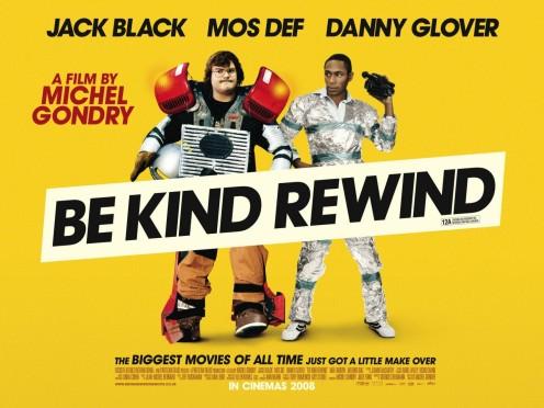 Be Kind Rewind poszter