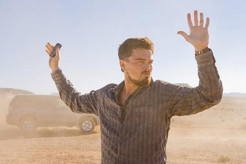 Body of Lies - Caprio felteszi a kezét