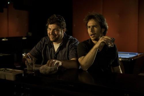 Choke főszereplő Sam Rockwell jobbra