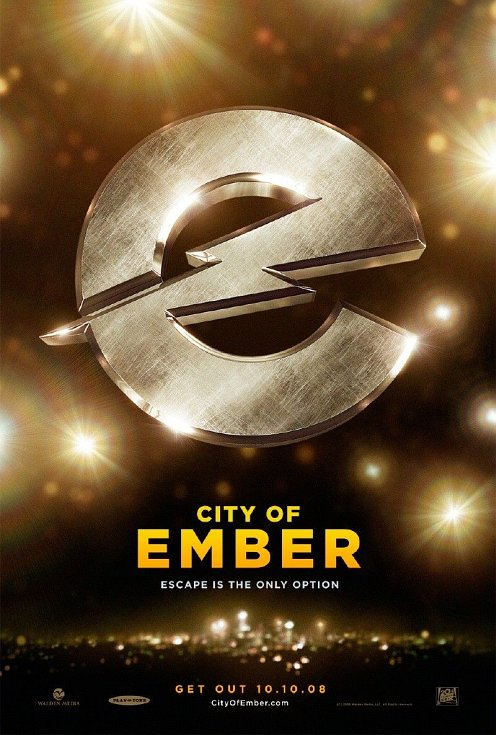 City of Ember teaser poster