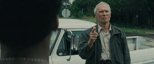 Gran Torino trailerből egy képrészlet