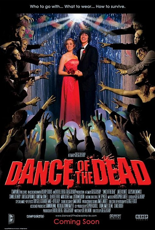 Dance of the Dead poszter