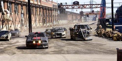 Death Race pics