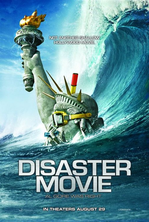 A Disaster Movie posztere