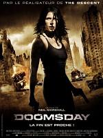 Doomsday francia poszter