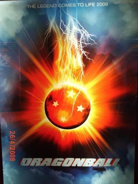 Dragonball poszter
