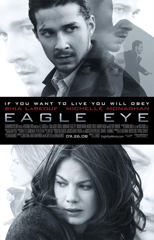 Eagle eye poszter
