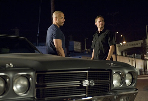 First Fast and Furious pics