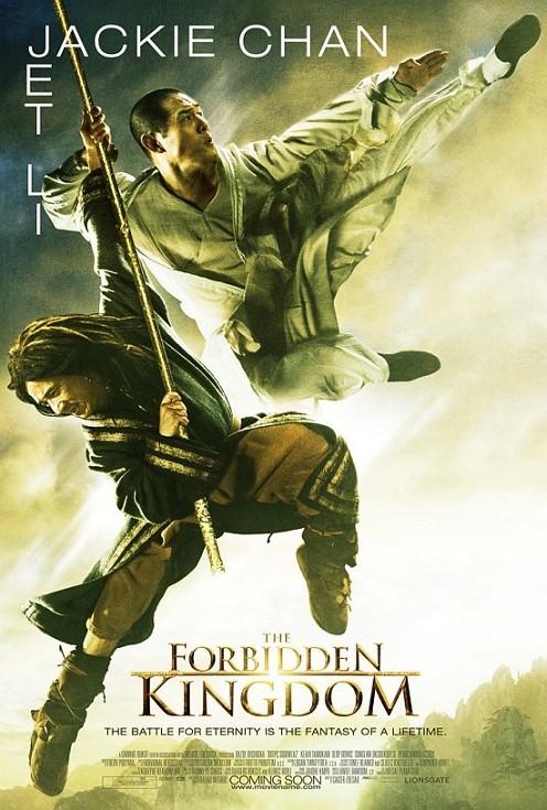 The Forbidden Kingdom poszter