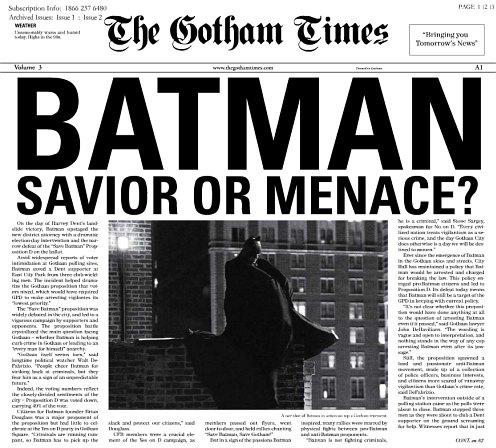 Gotham Times #2