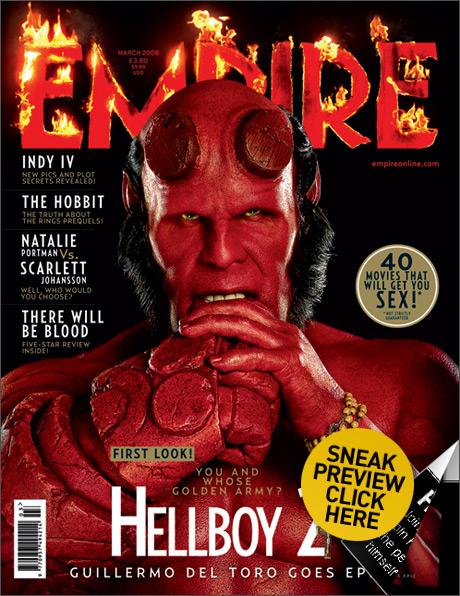 Hellboy 2 Empire