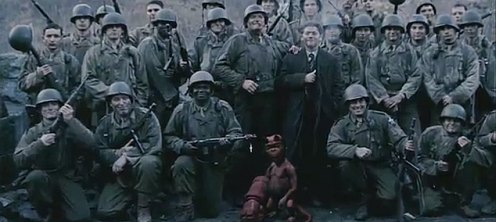 Hellboy 2 - a harmadik trailerből egy screenshot