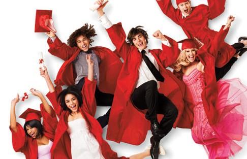 High School Musical teaser poszter