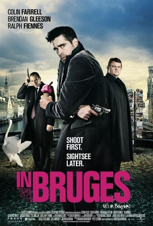In Bruges poszter