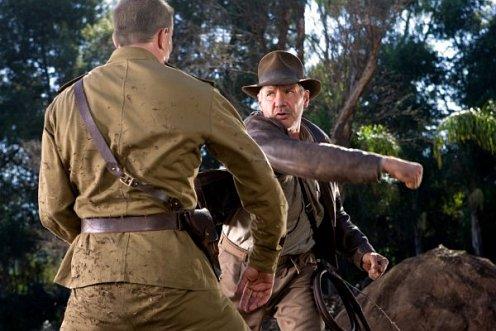 Megjött a kritika az Indiana Jones an a Kingdom of The Crystal Skullhoz