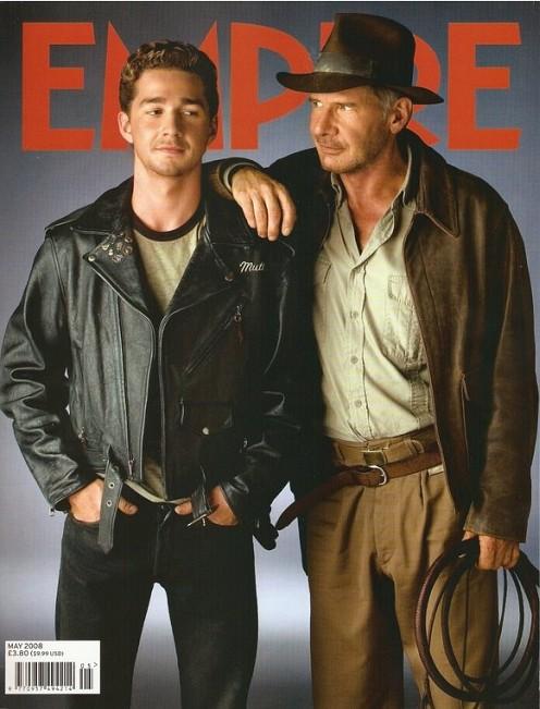 Indiana Jones 4 - a két főszereplő