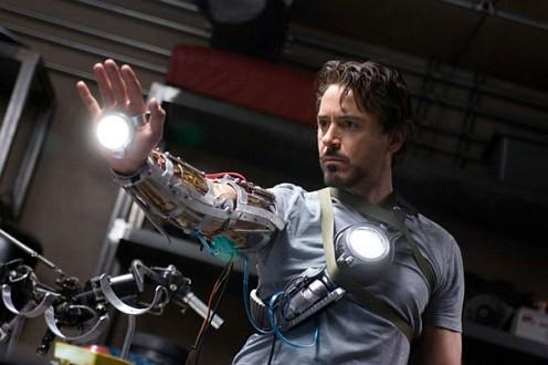 Új Iron Man kép
