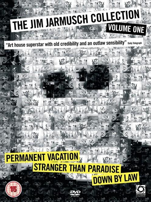Jim Jarmusch DVD collection Vol 1.