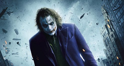 The Joker - new Batman Dark Knight character poster