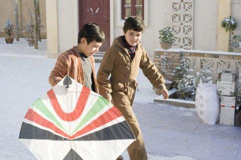 Papírsárkányok, azaz a Kite Runner két főszereplője