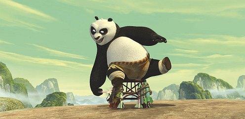 Kung Fu Panda és a repülő szék