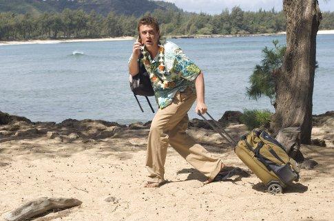 A lepattintva főszereplője, Jason Segel