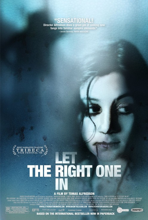 Let The Right One In Poszter
