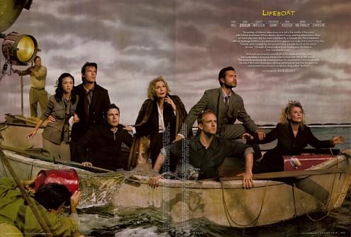 Lifeboat Vanity Fair módra