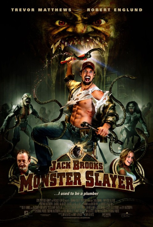 Monster Slayer poster