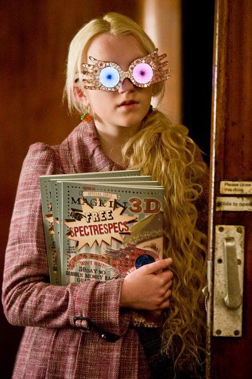 Harry Potter és a furaszemű lány