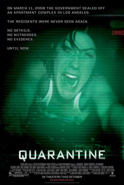 Quarantine poszter