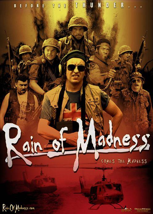 Rain of Madness poszter