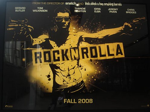 RocknRolla poszter