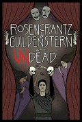 Rosencrantz and Guildenstern Are Undead poster talán