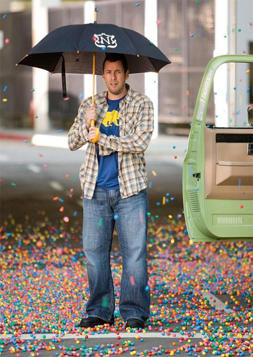 Sandler a Bedtime Stories-ban