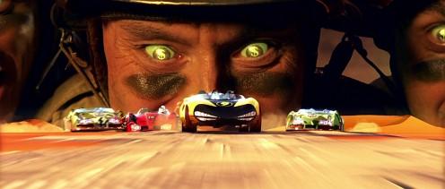 Speed Racer és a dollárjelek