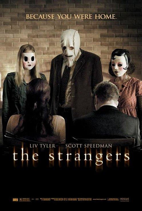 The Strangers poszter